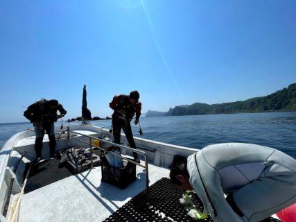 2021/06/09(水) DIVE ダイビング ログ【DIVE LOG】